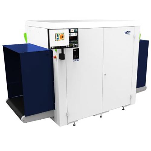 XR3D-100 Escáner de Rayos X