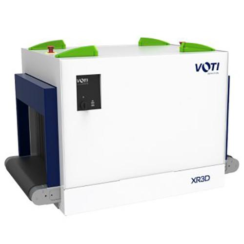 XR3D-50 Escaner de Rayos X