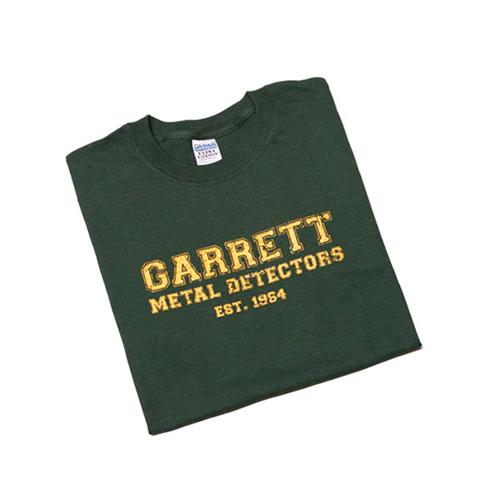 Polo verde oscuro - Garrett